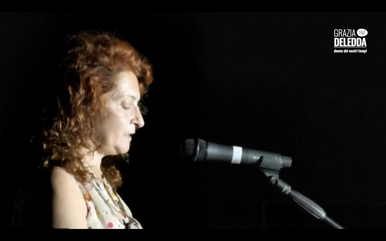 """Cristina Caboni per """"Grazia Deledda, donna dei nostri tempi"""""""