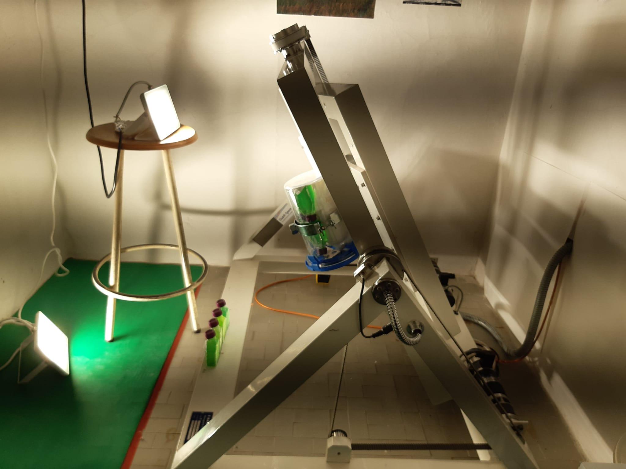 La Sardegna nello spazio. Depositato un nuovo brevetto per l'esplorazione umana nello spazio